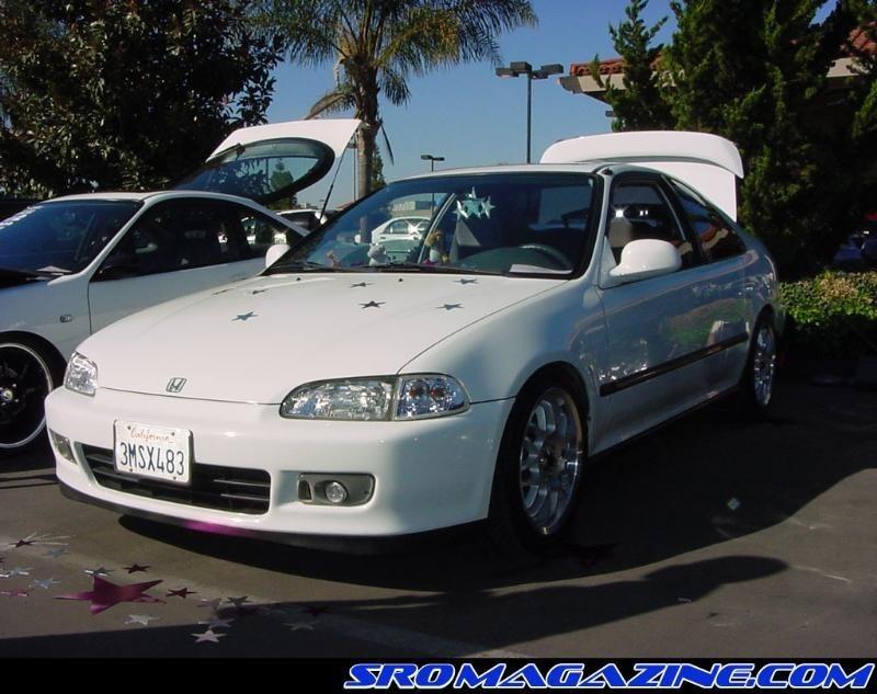TinkInAHondas 1995 Honda Civic photo