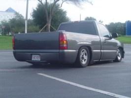 droppedonchromes 1999 Chevrolet Silverado photo thumbnail