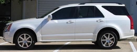 notslos 2004 Cadillac SRX photo thumbnail