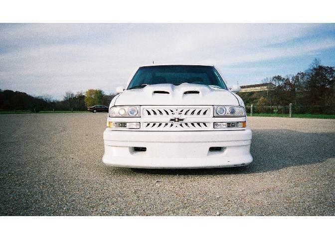 pimperors 1998 Chevy S-10 photo