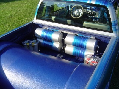 Lay N Low S10s 1995 Chevy S-10 photo
