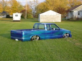 Lay N Low S10s 1995 Chevy S-10 photo thumbnail