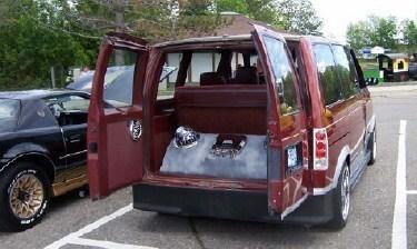 jamie1rhs 1988 Chevy Astro Van photo