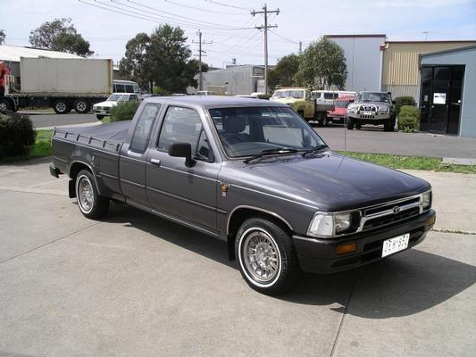 slammed84mazdas 1993 Toyota 2wd Pickup photo