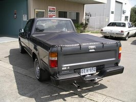 slammed84mazdas 1993 Toyota 2wd Pickup photo thumbnail