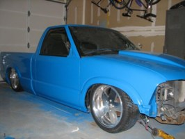 sparksNwheeliess 1995 Chevy S-10 photo thumbnail