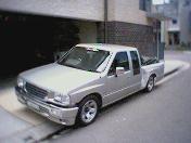 GORILLAs 1989 Toyota Pickup photo
