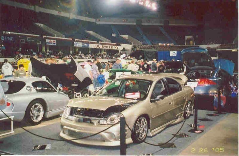 Tukked96s 2002 Dodge Neon photo
