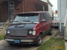 astro van mans 1990 Chevy Astro Van photo thumbnail
