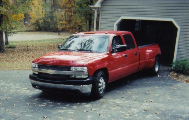 RAKillas 2001 Chevy Dually photo