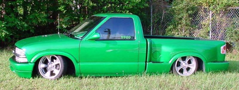 alex98s10s 1998 Chevy S-10 photo