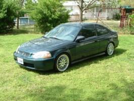 MrsBhvns 1997 Honda Civic photo thumbnail