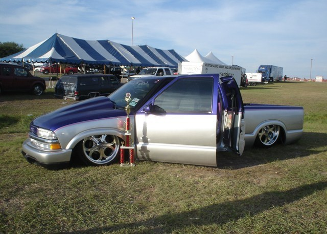 Slammys 2000 Chevy S-10 photo