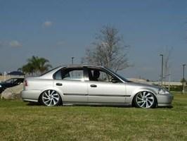 STEAKANDEGGZs 1998 Honda Civic photo thumbnail