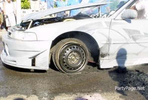 Sparks Johnson 007s 1992 Honda Accord photo thumbnail