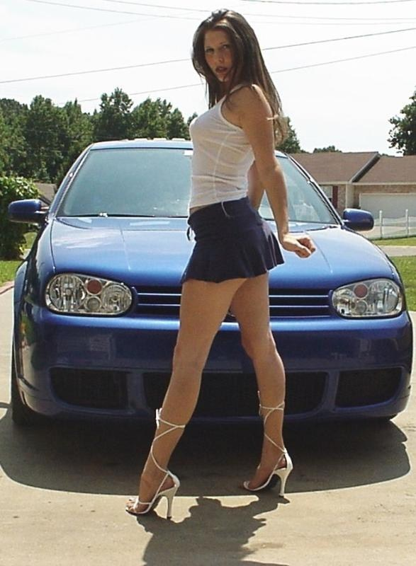 HotVWcurvess 2004 Volkswagen Golf photo