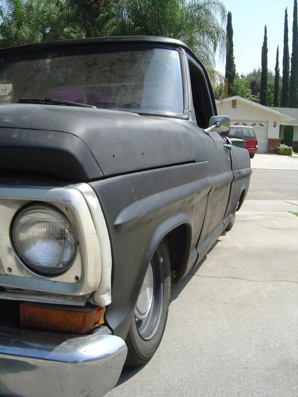 Laid2rests 1972 Ford F100 photo
