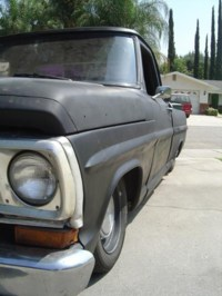 Laid2rests 1972 Ford F100 photo thumbnail