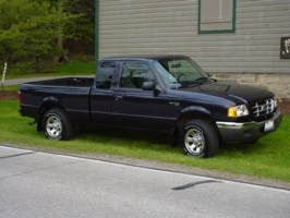 Envied Rangers 2001 Ford Ranger photo thumbnail