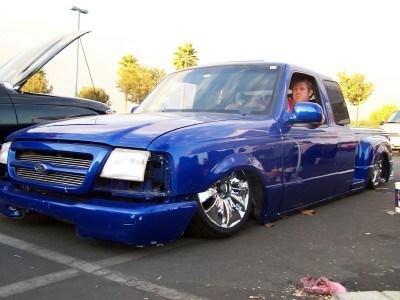 dragthrus 2000 Ford Ranger photo