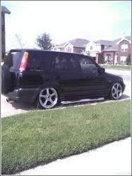 crv610s 2001 Honda CRV photo thumbnail