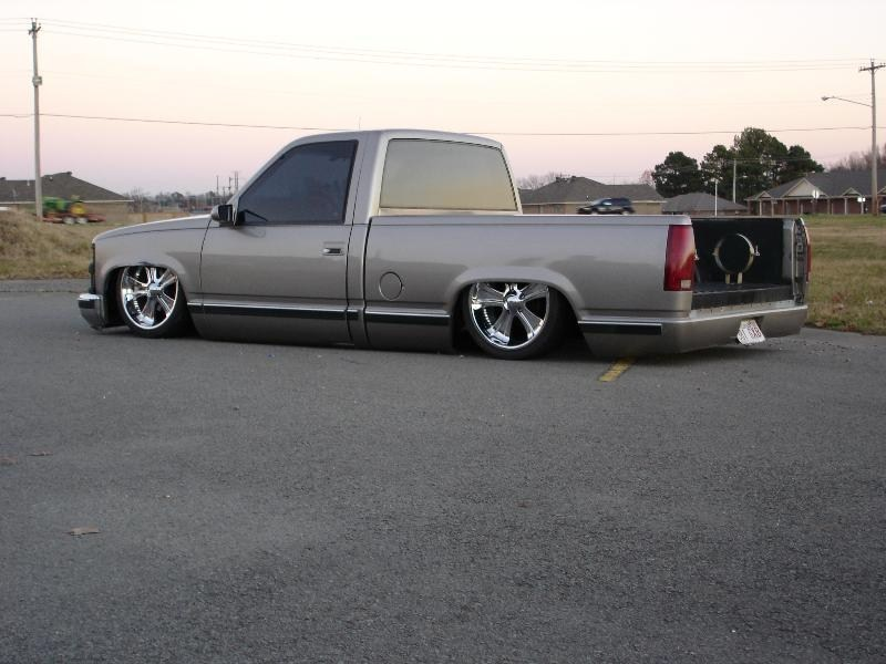 layedout88s 1988 Chevy Full Size P/U photo
