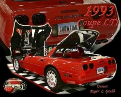 Secrt007Agts 1993 Chevy Corvette photo thumbnail