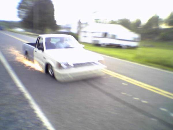 vidraggins 1987 Mazda B2200 photo