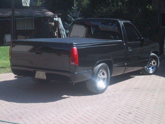 CDNSIERRAs 1992 GMC 1500 Pickup photo