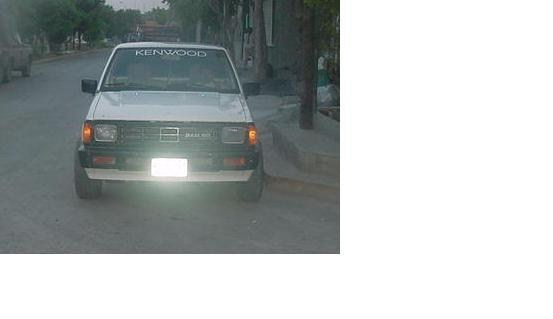 MITSUBRAINs 1989 Dodge D-50 photo