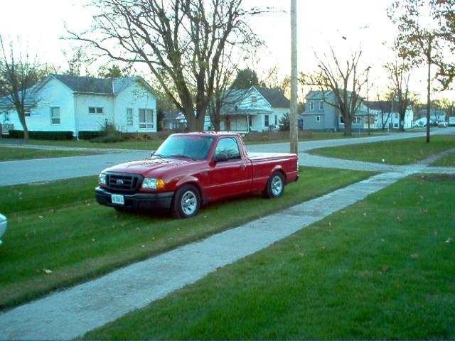 redfordranger04s 2004 Ford Ranger photo