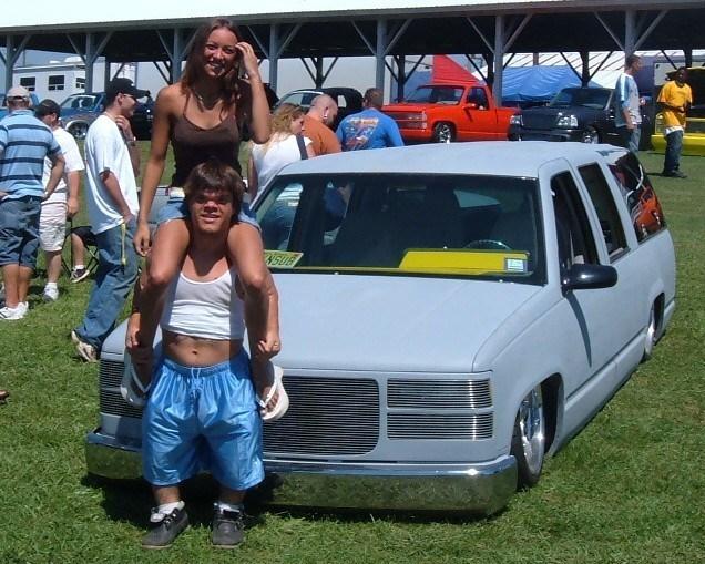 JDRPs 1996 Chevy Full Size P/U photo