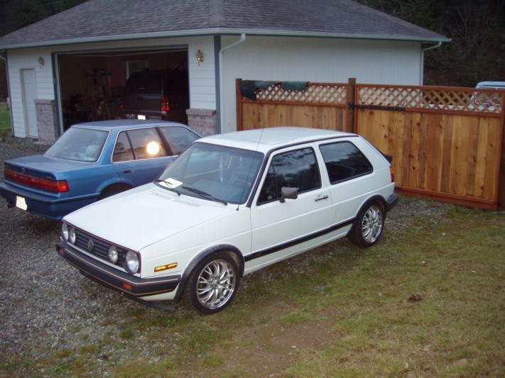 R2RAshleys10s 1986 Volkswagen GTI photo