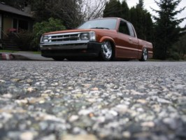 mazdawgbrailins 1990 Mazda B2200 photo thumbnail