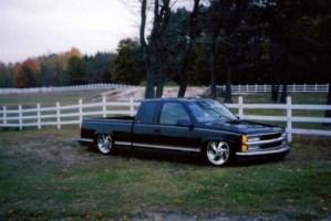 98 silverados 1998 Chevrolet Silverado photo thumbnail