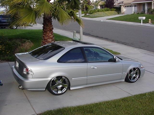 hopsings 1998 Honda Civic photo