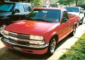 firefightnS10s 1998 Chevy S-10 photo thumbnail