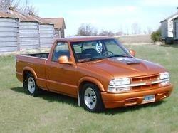 wolfkyles 1995 Chevy S-10 photo thumbnail