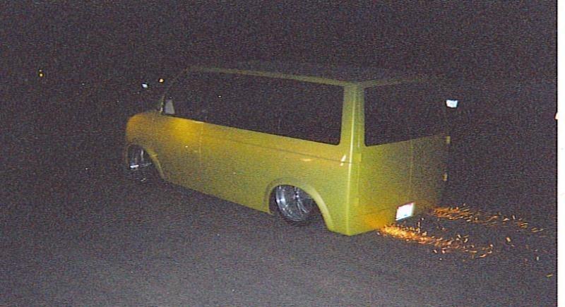 low2shows 1987 Chevy Astro Van photo