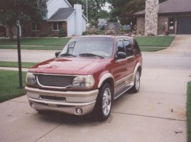 Tipzys 1996 Ford  Explorer photo thumbnail