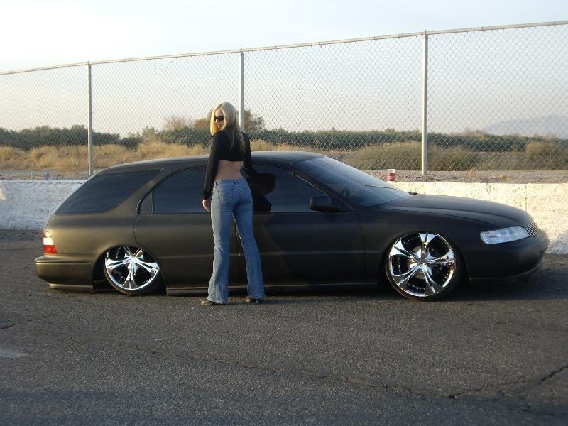 swchhpys 1994 Honda Accord Wagon photo