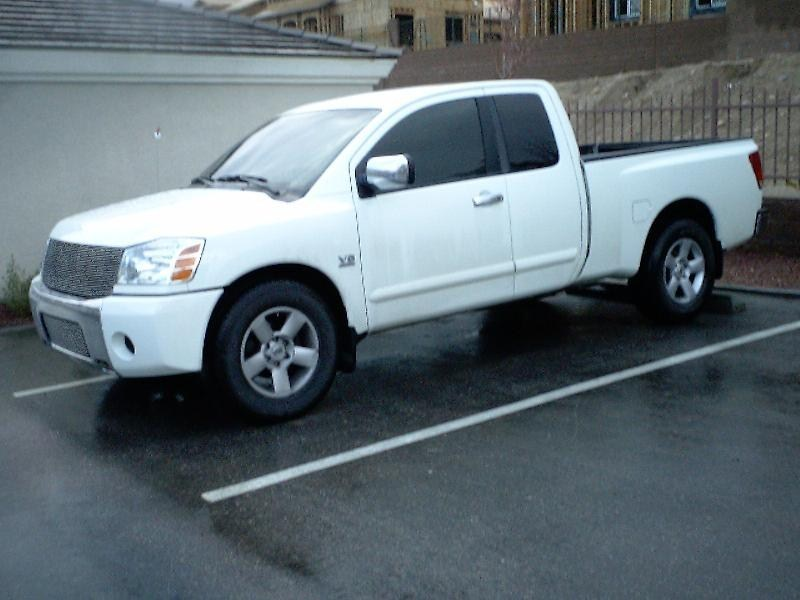 notsolos 2004 Nissan Titan photo