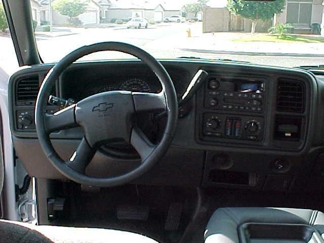 NC rdgr8rs 2005 Chevrolet Silverado photo