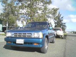tomkats 1993 Mazda B2600 photo thumbnail