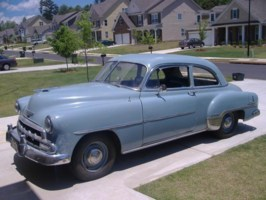 subCAMBEREDs 1952 Chevy DeLuxe photo thumbnail