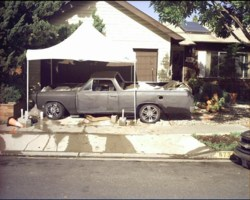 playedouts10s 1966 Chevy El Camino  photo thumbnail