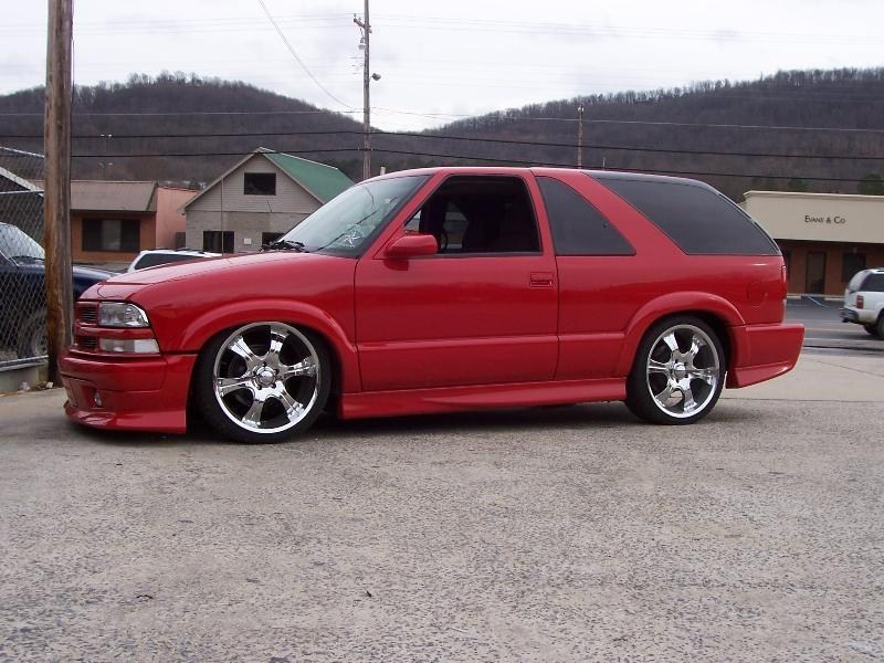 eliteaudios 2004 Chevy Blazer Xtreme photo