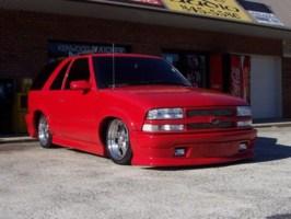 eliteaudios 2004 Chevy Blazer Xtreme photo thumbnail