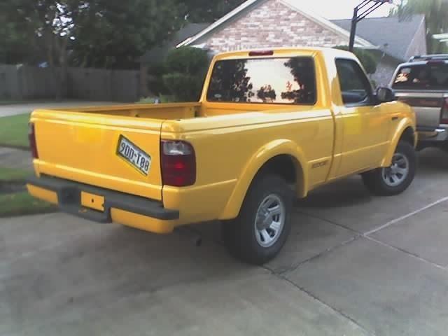 txedges 2002 Ford Ranger photo