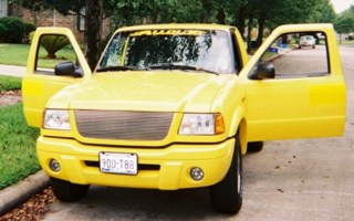 txedges 2002 Ford Ranger photo thumbnail